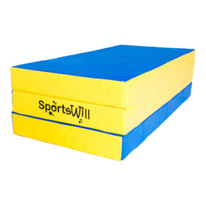 800 Мат SportsWill 150 х 100 х 10 скл син