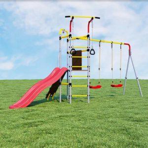 detskij sportivnyj kompleks dlja dachi romana ostrovok pljus kacheli plastikovye