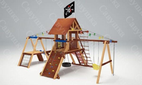 Игровой комплекс Савушка Lux – 8_4