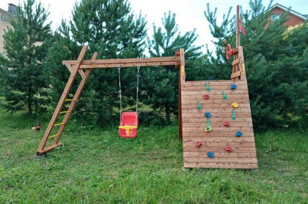 Детская площадка Выше Всех Мини 1 3