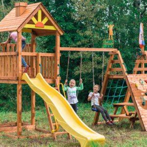 Детская площадка Выше Всех Победа