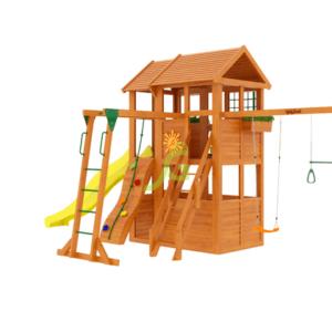 IgraGrad Клубный домик 2 с рукоходом_1