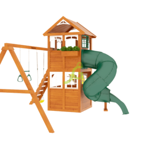 IgraGrad Клубный домик с трубой Luxe_1