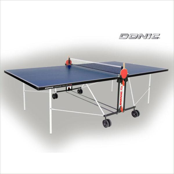 tennisnyj stol donic outdoor roller fun sinij