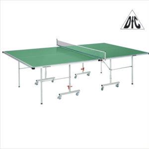 vsepogodnyj tennisnyj stol dfc tornado zelenyj s600g