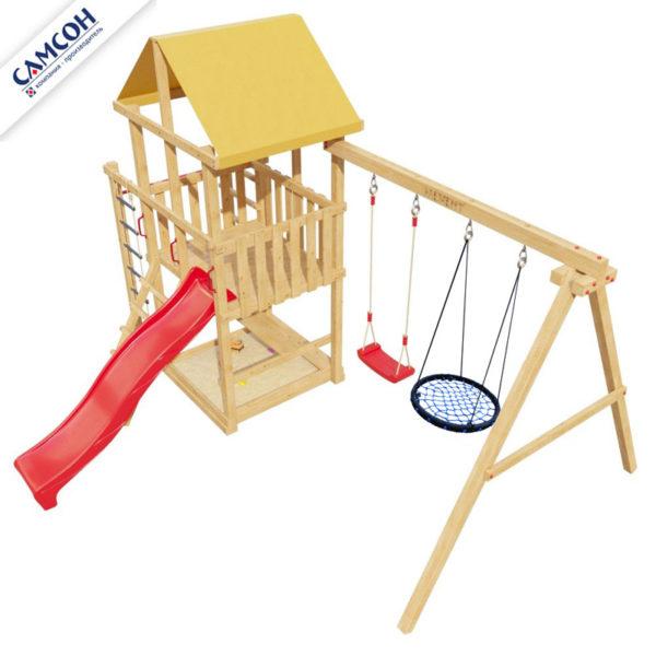 Детская площадка Самсон 5-й Элемент с гнездом 0.8м