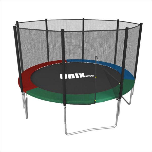 batut unix line simple 8 ft color outside
