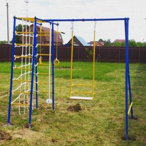 ulichnyj detskij sportivnyj kompleks kampfer active game1