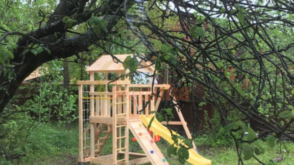 Детская площадка Савушка Мастер 5 фото1