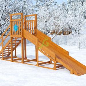 zimnjaja gorka snezhinka skat 4 m