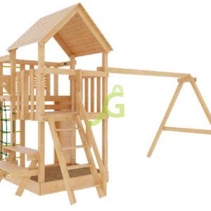 Детская площадка IgraGrad Крафт Pro-1