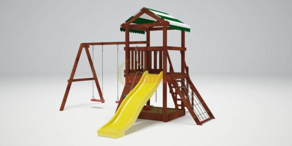 Детская площадка Савушка ХИТ 2-4