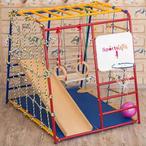 Детские площадки для дачи и дома SportsWill