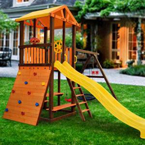 Детские площадки для дачи Perfetto Sport