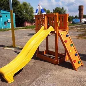 Детские площадки для дачи Самсон