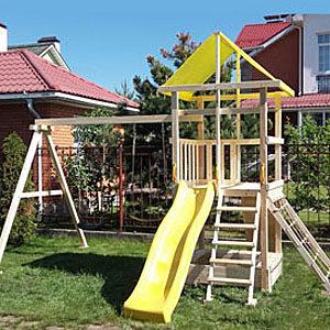 Детские площадки для дачи Элемент