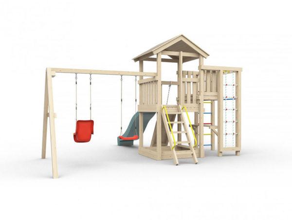 Детская игровая площадка Лео-2