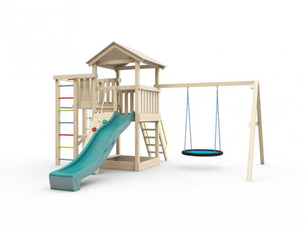 Детская игровая площадка Лео с гнездом