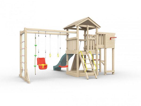 Детская площадка для дачи Лео макси2