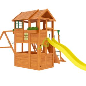 IgraGrad Клубный домик 2 с рукоходом