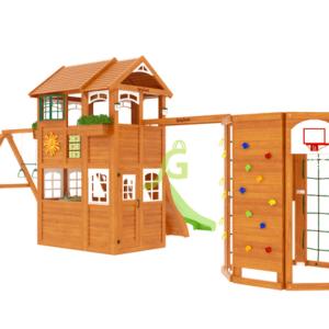 IgraGrad Клубный домик 2 с WorkOut Luxe