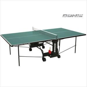 vsepogodnyj tennisnyj stol donic outdoor roller 600 zelenyj