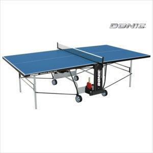 vsepogodnyj tennisnyj stol donic outdoor roller 800 sinij