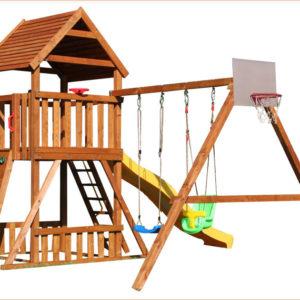 Детская площадка Африка плюс баскет