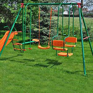 Детские площадки для дачи DFC