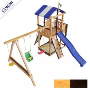 Детская площадка для дачи Самсон Бретань Комби