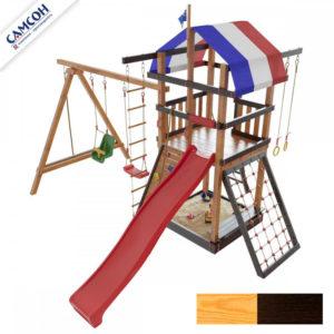 Детская площадка для дачи Тасмания Комби