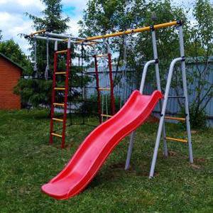 Детские площадки для дачи Romana
