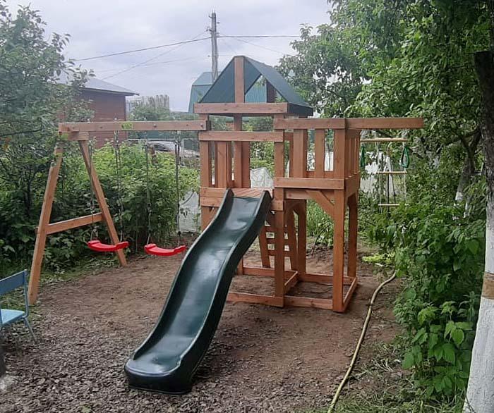 Детская площадка Babygarden Play 6-фото1